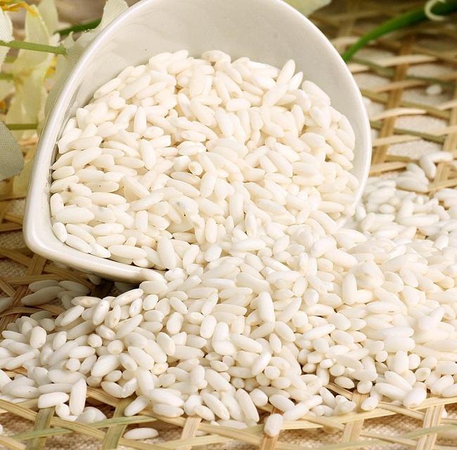 cách làm cơm cháy từ gạo nếp
